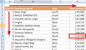 Two way lookup in excel with vlookup match